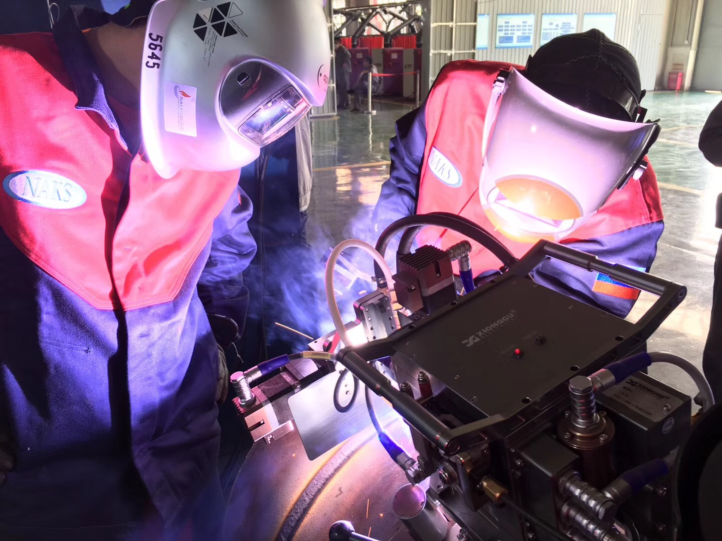 The First All-position Automatic Welding Competition for Pipeline -2019Arc Cup International Welding Competition