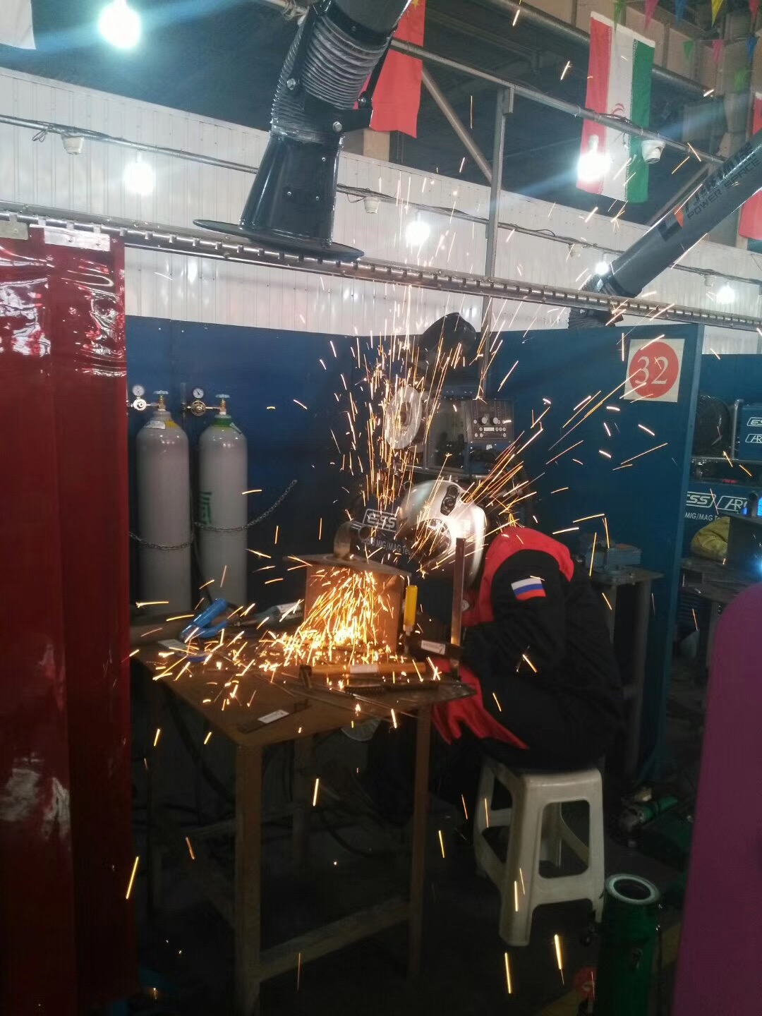 All-position Automatic Welding