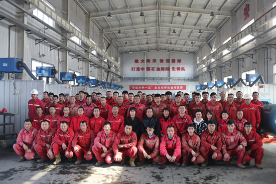 Xionggu Automatic Pipeline Welding Machine Helps Dagang Oil Engineering Company to Finish the Training of Automatic Pipeline Welding Machine