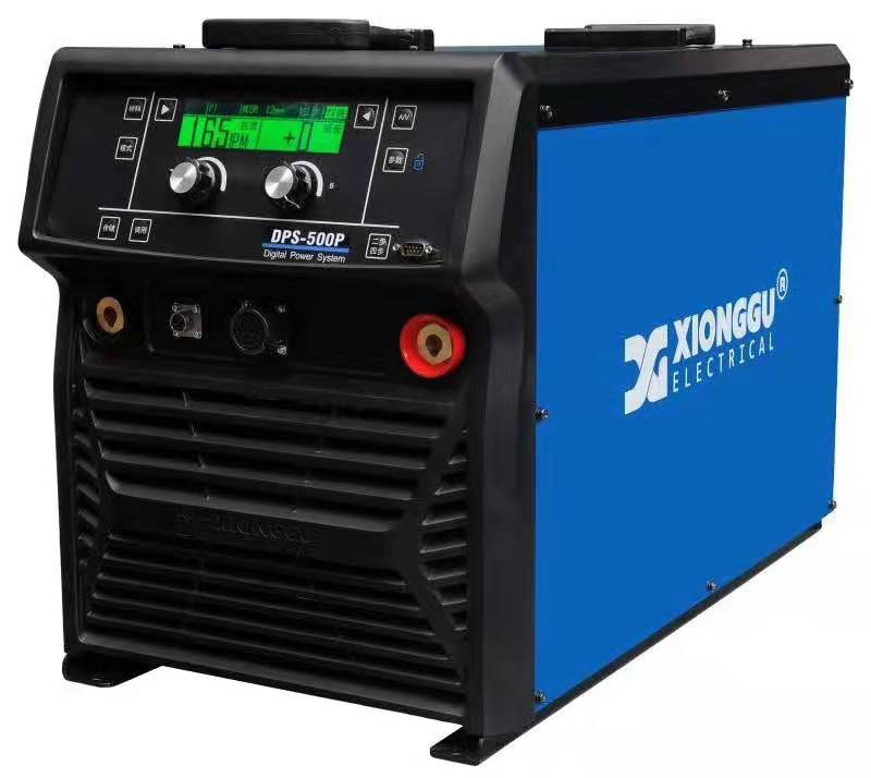 Development History of Xionggu DPS-500 Inverter Welding Power Source