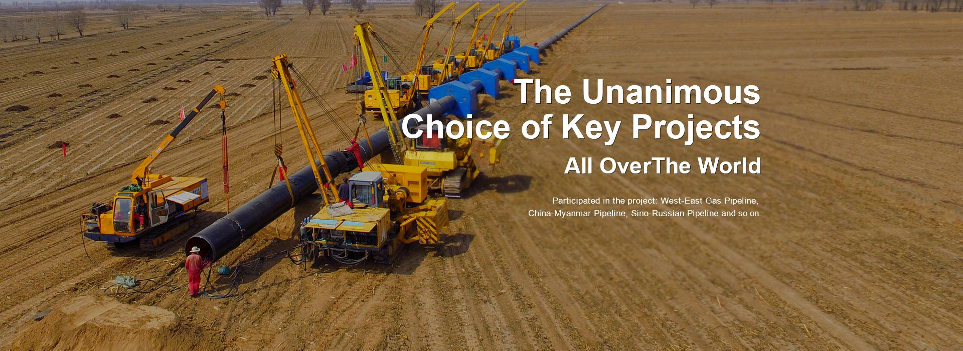 The Unanimous Choice Of Key Projects All Over The World