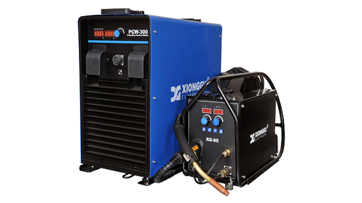 PCW Series IGBT Inverter Digital MIG/MAG Welder
