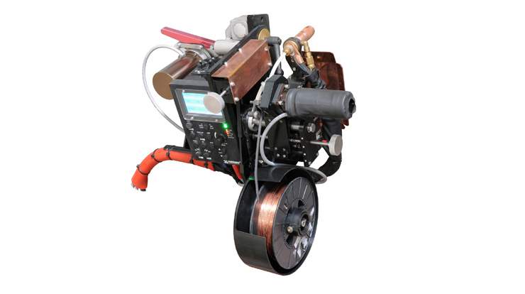 A-300X Single Torch Automatic External Pipeline Welding System