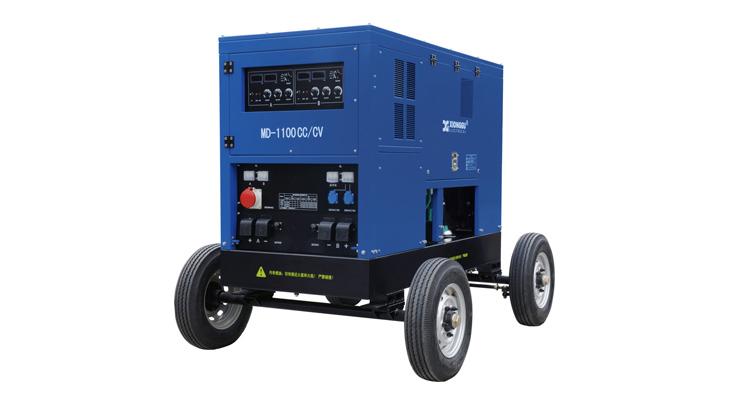 MD-1100CC/CV Diesel Engine Driven Pipeline Welding Workstation