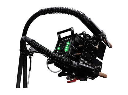 A-610 Dual Torch Automatic All Position Pipeline Welding Machine