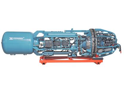 A-800 Automatic Internal Pipeline Welding Machine