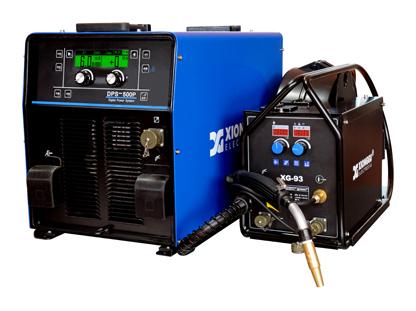 DPS-500P Digital Pulse MIG/MAG Welder