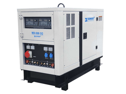 MD-500CC  Diesel Engine Driven Pipeline Welding Workstation